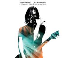 Steven Wilson: Home Invasion: In Concert At The Royal Albert Hall (2CD + Bluray), 2 CDs