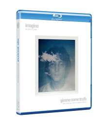 John Lennon & Yoko Ono: Imagine & Gimme Some Truth, Blu-ray Disc