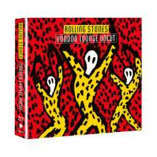 The Rolling Stones: Voodoo Lounge Uncut, 2 CDs und 1 Blu-ray Disc