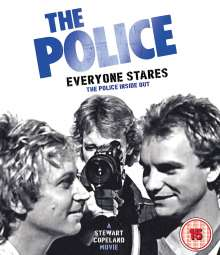The Police: Everyone Stares: The Police Inside Out, Blu-ray Disc