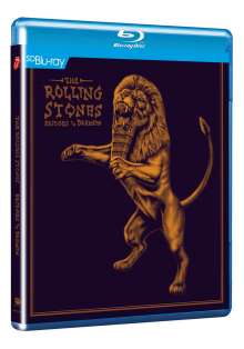 The Rolling Stones: Bridges To Bremen, Blu-ray Disc