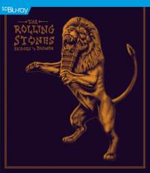 The Rolling Stones: Bridges To Bremen, 2 CDs und 1 Blu-ray Disc