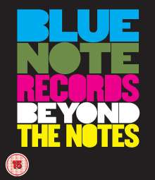 Blue Note Records: Beyond The Notes, Blu-ray Disc