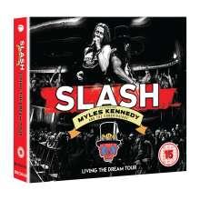 Slash: Living The Dream Tour, 2 CDs