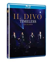 Il Divo: Timeless: Live In Japan, Blu-ray Disc