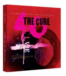 The Cure: 40 Live - Curætion 25 - Anniversary (Limited Bluray/CD Boxset), 2 Blu-ray Discs und 4 CDs