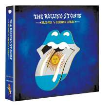 The Rolling Stones: Bridges To Buenos Aires (SD Blu-ray), 3 CDs