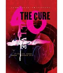 The Cure: 40 Live - Curætion 25 - Anniversary, 2 Blu-ray Discs