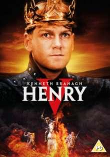 Henry V (1989) (UK Import), DVD