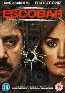 Escobar (2018) (UK Import), DVD