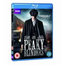 Peaky Blinders (Blu-ray) (UK Import), 2 Blu-ray Discs