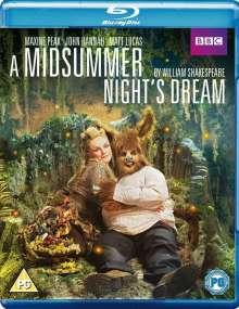 A Midsummer Night's Dream (2016) (Blu-ray) (UK Import), Blu-ray Disc