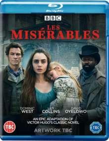Les Misérables (2018) (Blu-ray) (UK Import), Blu-ray Disc