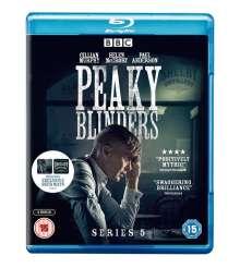Peaky Blinders Season 5 (Blu-ray) (UK Import), 2 Blu-ray Discs
