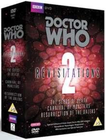 Doctor Who - Revisitations 2 (UK Import), 6 DVDs
