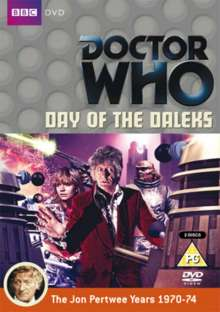 Doctor Who - The Day Of The Daleks (UK Import), 2 DVDs