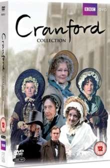 The Cranford Collection (Cranford & Return to Cranford) (UK Import), 5 DVDs