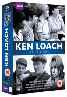 Ken Loach At The BBC (UK Import), 6 DVDs