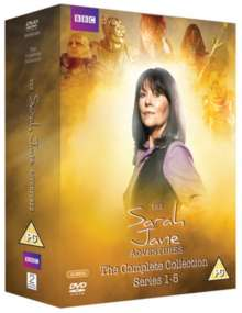 The Sarah Jane Adventures - The Complete Series (UK Import), 12 DVDs