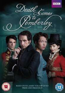 Death Comes To Pemberley (2013) (UK-Import), DVD