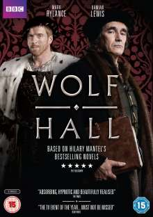 Wolf Hall (UK-Import), 2 DVDs