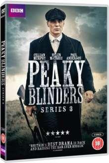 Peaky Blinders Season 3 (UK Import), 2 DVDs