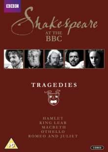 Shakespeare at the BBC: Tragedies (UK Import), 5 DVDs
