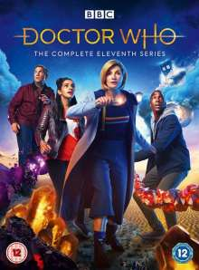 Doctor Who Season 11 (2018) (UK Import), 6 DVDs