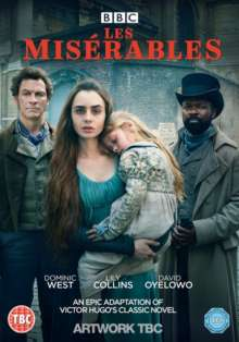 Les Miserables (2018) (UK Import), DVD