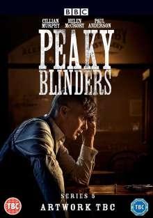 Peaky Blinders Season 5 (UK Import), 2 DVDs