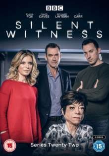 Silent Witness Season 22 (UK Import), 3 DVDs