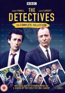 The Detectives - The Complete Collection (UK Import), 6 DVDs