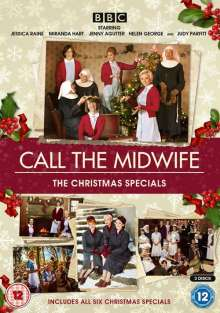 Call The Midwife - The Christmas Specials (UK Import), 3 DVDs