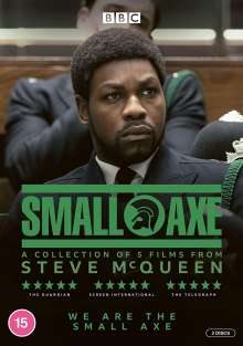 Small Axe - Five Films by Steve McQueen (UK Import), 2 DVDs