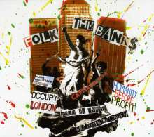 Folk The Banks: A Benefit For The Occupy Movement, CD