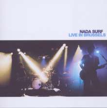 Nada Surf: Live In Brussels, CD