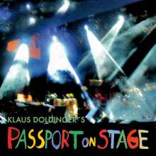 Passport / Klaus Doldinger: On Stage, 2 CDs