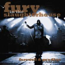 Fury In The Slaughterhouse: Farewell & Goodbye Tour 2008, 2 CDs