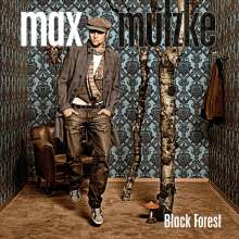 Max Mutzke: Black Forest, CD