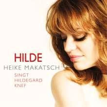 Heike Makatsch: Hilde: Heike Makatsch singt Hildegard Knef, CD
