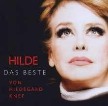 Hildegard Knef: Hilde: Das Beste von Hildegard Knef, CD