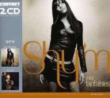 Shy'm: Reflets - mes fantaisie, 2 CDs