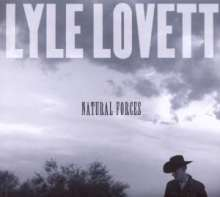 Lyle Lovett: Natural Forces, CD