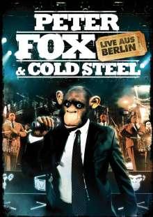 Peter Fox: Peter Fox & Cold Steel: Live aus Berlin, DVD