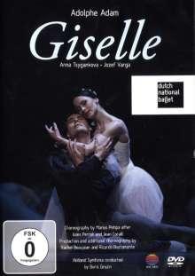Holländisches Nationalballett - Giselle (Adam), DVD