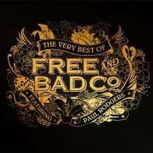 Free & Bad Company: Very Best Of Free+Bad Company, CD