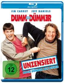 Dumm und Dümmer - Unzensiert (Blu-ray), Blu-ray Disc