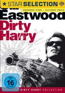 Dirty Harry, DVD