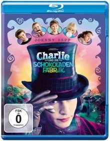 Charlie und die Schokoladenfabrik (Blu-ray), Blu-ray Disc