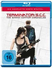 Terminator: The Sarah Connor Chronicles Season 1 (Blu-ray), 3 Blu-ray Discs